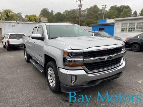2016 Chevrolet Silverado 1500 for sale at Bay Motors Inc in Baltimore MD