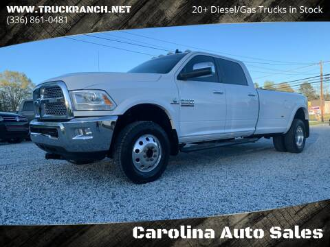 2014 RAM Ram Pickup 3500 for sale at Carolina Auto Sales in Trinity NC