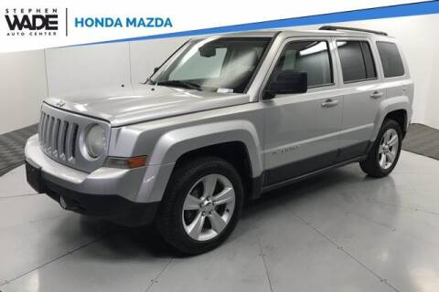 2013 Jeep Patriot for sale at Stephen Wade Pre-Owned Supercenter in Saint George UT