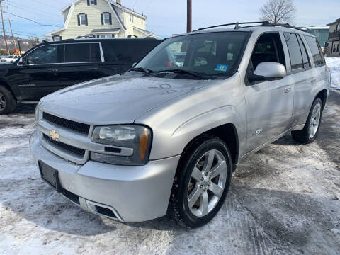 2007 Chevrolet TrailBlazer for sale at Charles and Son Auto Sales in Totowa NJ