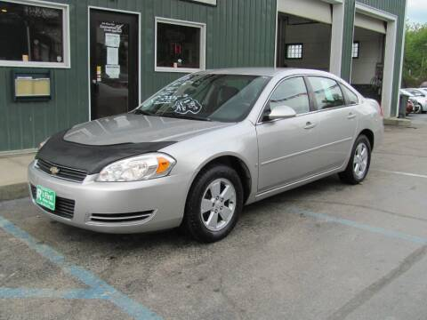 2006 Chevrolet Impala for sale at R's First Motor Sales Inc in Cambridge OH