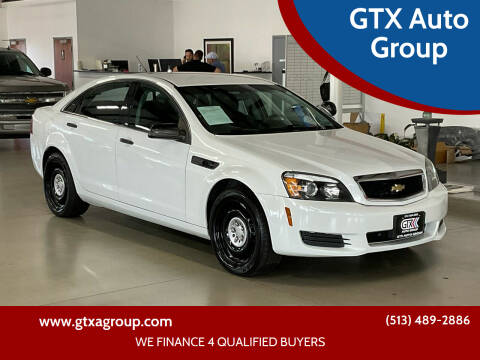 2014 Chevrolet Caprice for sale at GTX Auto Group in West Chester OH
