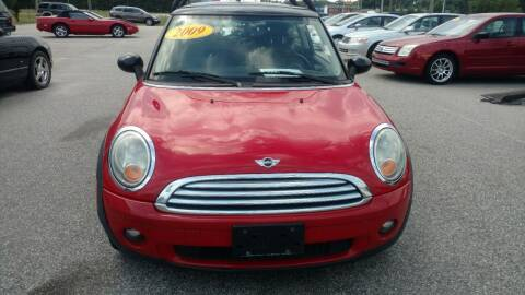 2009 MINI Cooper for sale at Kelly & Kelly Supermarket of Cars in Fayetteville NC