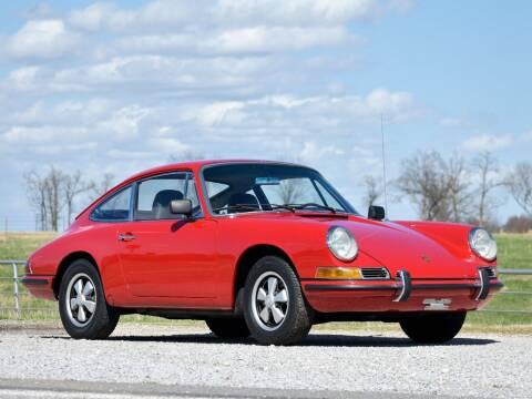 1966 Porsche 912 for sale at Ehrlich Motorwerks in Siloam Springs AR