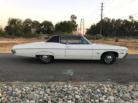 1968 Chevrolet Impala for sale at Classic Car Deals in Cadillac MI