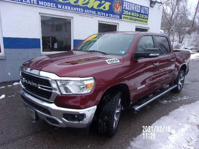 2019 RAM Ram Pickup 1500 for sale at Allen's Pre-Owned Autos in Pennsboro WV