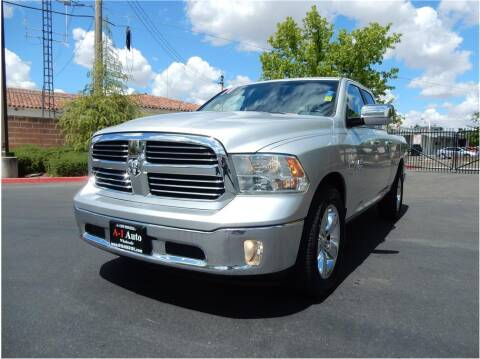 2014 RAM Ram Pickup 1500 for sale at A-1 Auto Wholesale in Sacramento CA