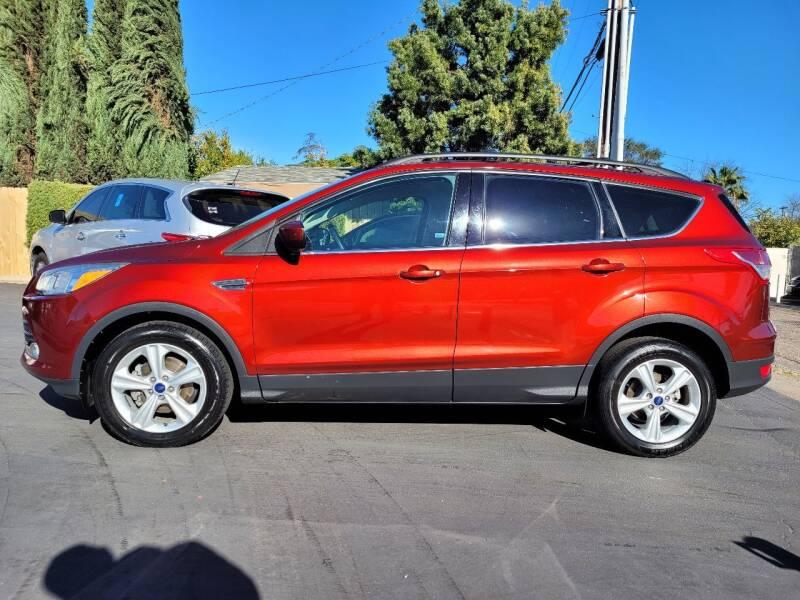 2014 Ford Escape for sale at Geiman Motors in Escondido CA