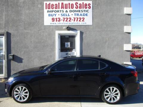 2007 Lexus IS 250 for sale at Ideal Auto in Kansas City KS
