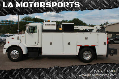 2004 Peterbilt 330 for sale at LA MOTORSPORTS in Windom MN