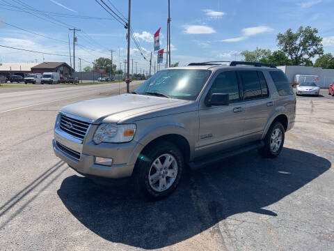 2008 Ford Explorer for sale at Bruce Kunesh Auto Sales Inc in Defiance OH