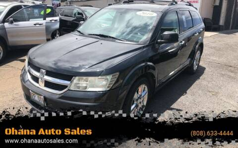 2010 Dodge Journey for sale at Ohana Auto Sales in Wailuku HI