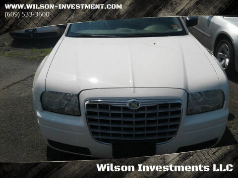 2008 Chrysler 300 for sale at Wilson Investments LLC in Ewing NJ