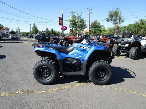 2020 CF Moto CForce 400 for sale at Miller's Economy Auto in Redmond OR