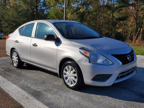 2015 Nissan Versa for sale at Southeast Autoplex in Pearl MS