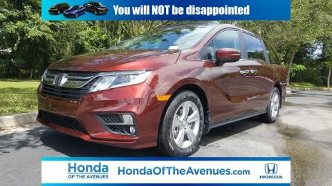 2020 Honda Odyssey for sale at Honda of The Avenues in Jacksonville FL