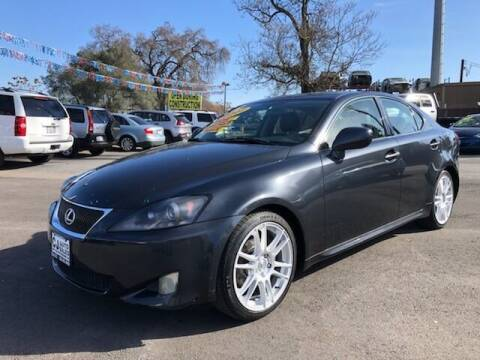 2007 Lexus IS 250 for sale at C J Auto Sales in Riverbank CA
