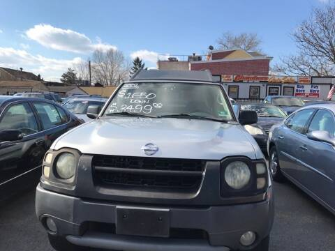 2002 Nissan Xterra for sale at Chambers Auto Sales LLC in Trenton NJ