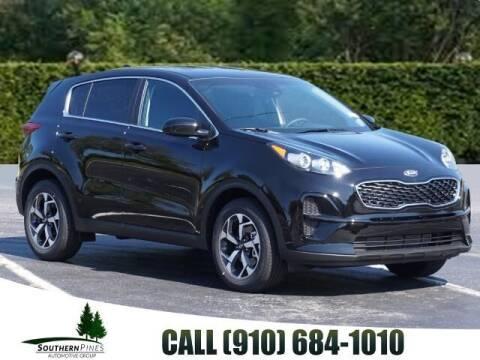 2022 Kia Sportage for sale at PHIL SMITH AUTOMOTIVE GROUP - Pinehurst Nissan Kia in Southern Pines NC