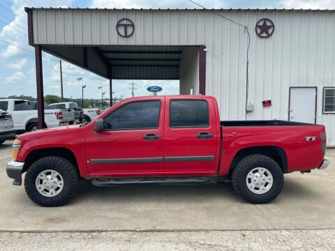 2007 Chevrolet Colorado for sale at Circle T Motors INC in Gonzales TX