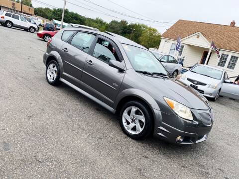 2007 Pontiac Vibe for sale at New Wave Auto of Vineland in Vineland NJ