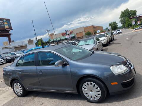 2009 Volkswagen Jetta for sale at Sanaa Auto Sales LLC in Denver CO