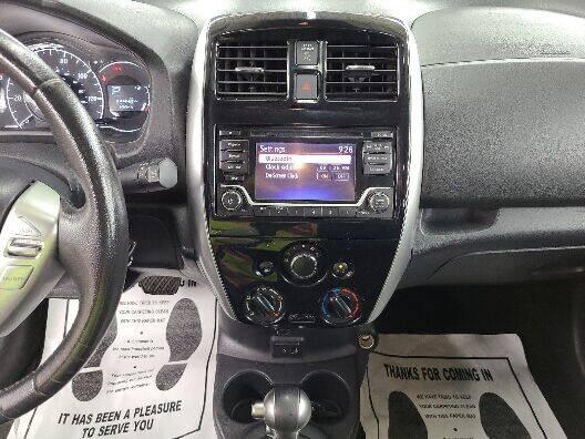2017 Nissan Versa Note SV 4dr Hatchback - Belmont CA