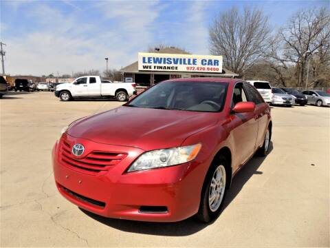 2007 Toyota Camry for sale at Lewisville Car in Lewisville TX