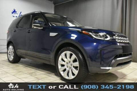 2017 Land Rover Discovery for sale at AUTO HOLDING in Hillside NJ
