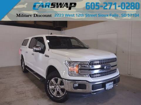 2019 Ford F-150 for sale at CarSwap in Sioux Falls SD