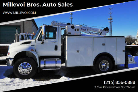 2014 International 4400 Service Truck for sale at Millevoi Bros. Auto Sales in Philadelphia PA
