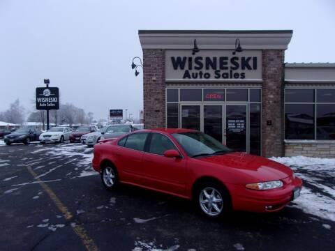 2000 Oldsmobile Alero for sale at Wisneski Auto Sales, Inc. in Green Bay WI