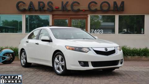 2009 Acura TSX for sale at Cars-KC LLC in Overland Park KS