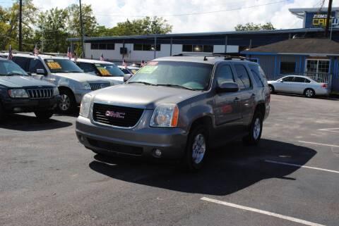 2007 GMC Yukon for sale at Auto Plan in La Porte TX