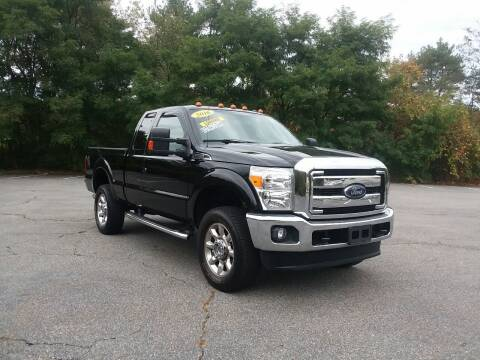 2016 Ford F-250 Super Duty for sale at Westford Auto Sales in Westford MA