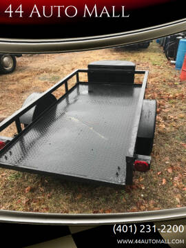 2002 Carry on Trailer  4x8T for sale at 44 Auto Mall in Smithfield RI