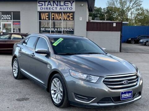 2014 Ford Taurus for sale at Stanley Direct Auto in Mesquite TX