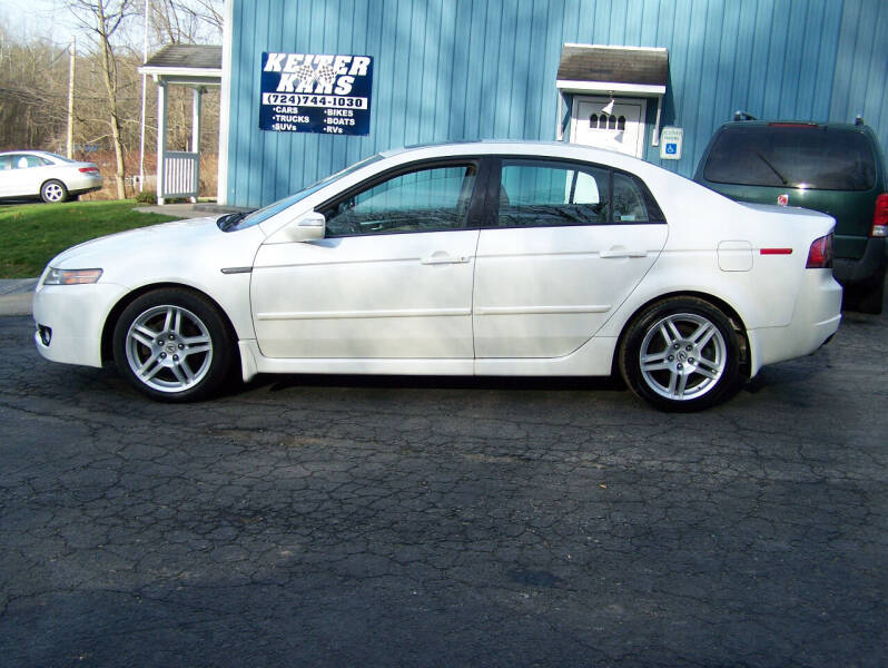 2008 Acura TL for sale at Keiter Kars in Trafford PA