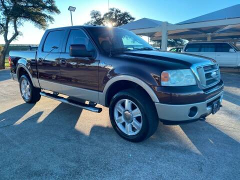 2008 Ford F-150 for sale at Thornhill Motor Company in Hudson Oaks, TX