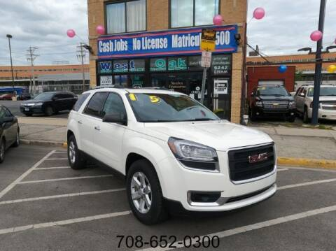 2015 GMC Acadia for sale at West Oak in Chicago IL