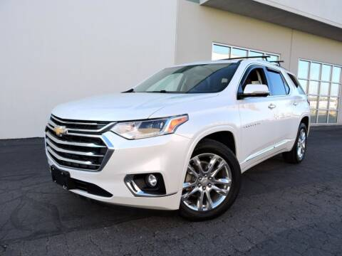2018 Chevrolet Traverse for sale at PK MOTORS GROUP in Las Vegas NV