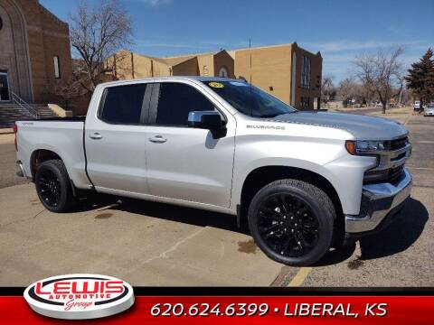 2020 Chevrolet Silverado 1500 for sale at Lewis Chevrolet Buick Cadillac of Liberal in Liberal KS