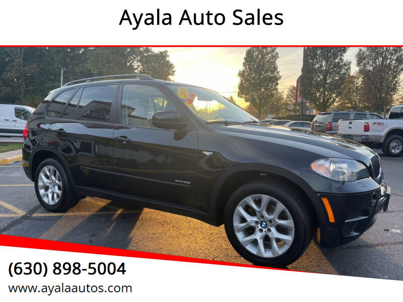 2011 BMW X5 for sale at Ayala Auto Sales in Aurora IL
