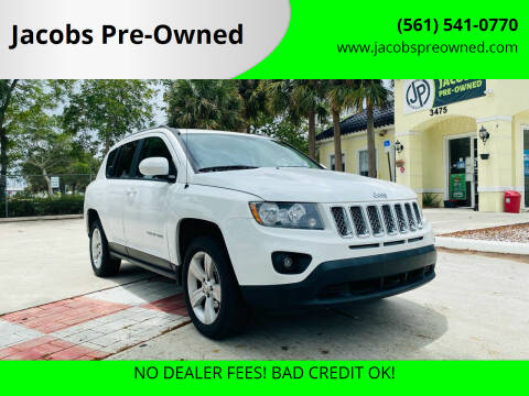 2016 Jeep Compass for sale at Jacobs Pre-Owned in Lake Worth FL