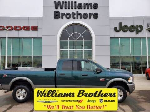 2011 RAM Ram Pickup 2500 for sale at Williams Brothers - Pre-Owned Monroe in Monroe MI
