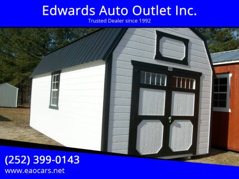 2020 Xx Old Hickory Buildings 10x20 Lofted Barn for sale at Edwards Auto Outlet Inc. in Wilson NC