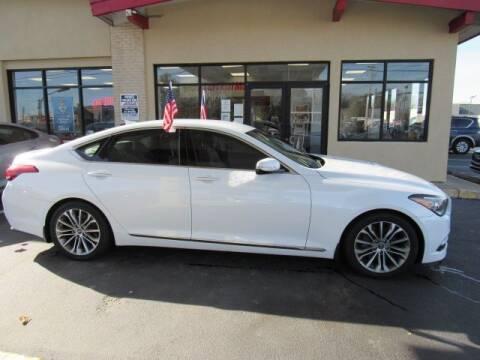 2016 Hyundai Genesis for sale at Cardinal Motors in Fairfield OH