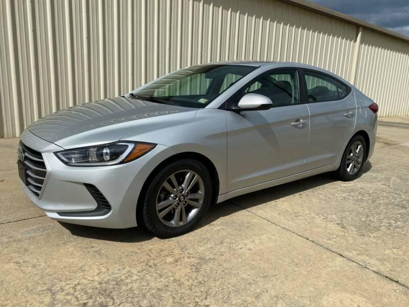 2017 Hyundai Elantra for sale at Freeman Motor Company in Lawrenceville VA