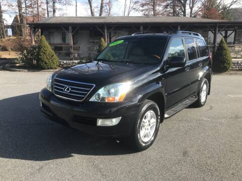 2007 Lexus GX 470 for sale at Highland Auto Sales in Boone NC