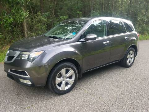 2010 Acura MDX for sale at J & J Auto Brokers in Slidell LA